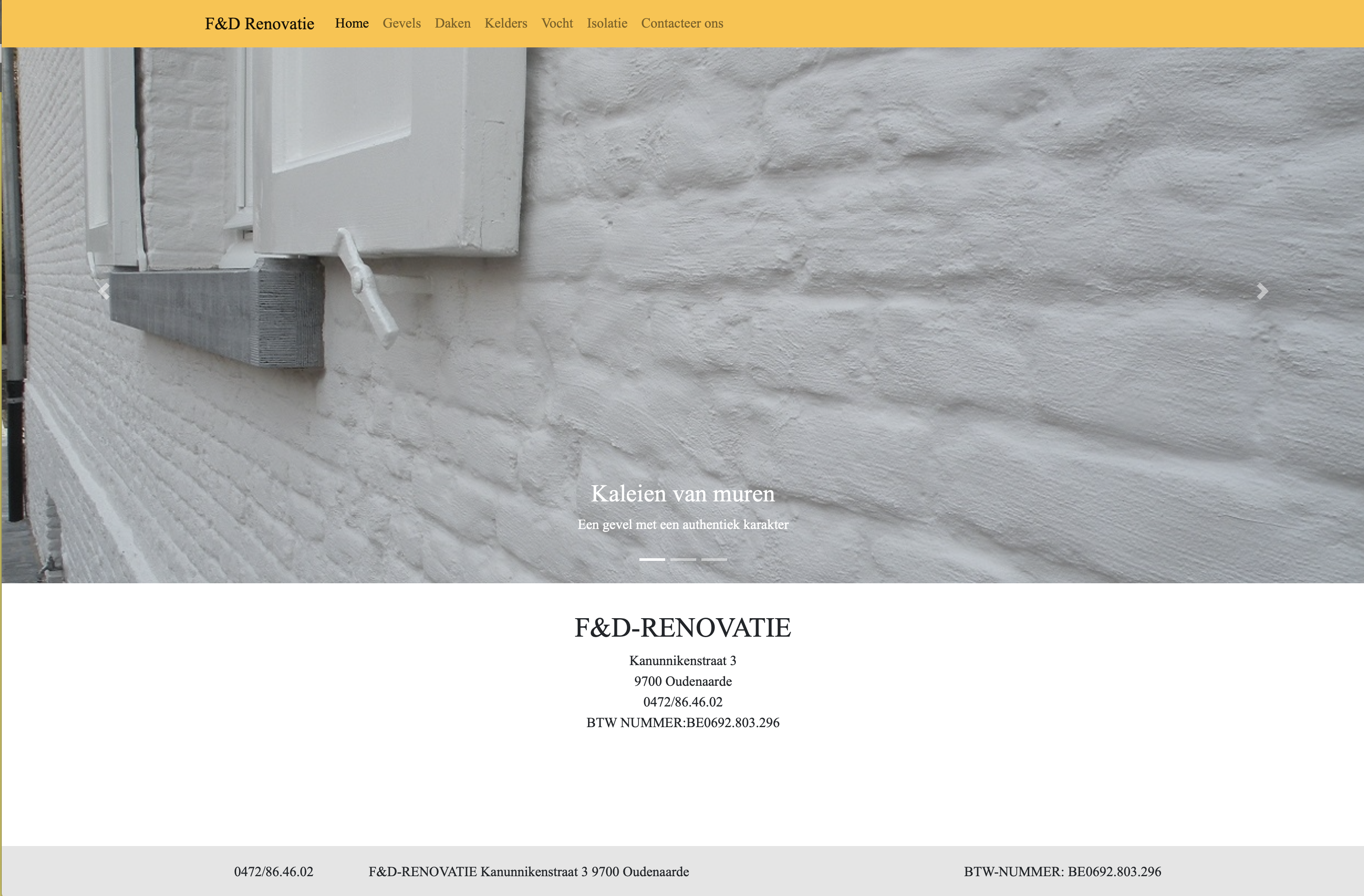 FD Renovaties